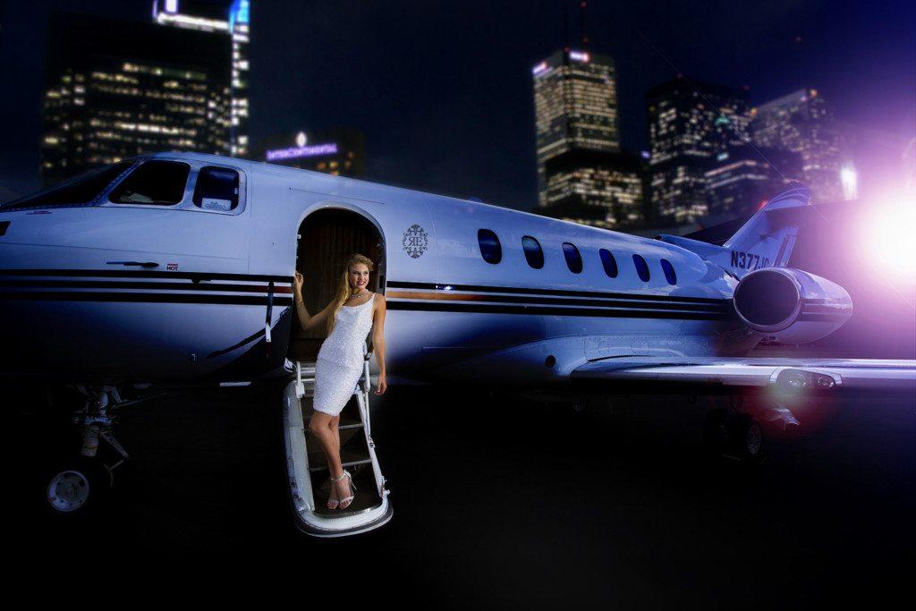 Private Jet Destination