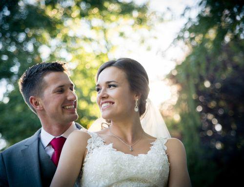 Hajnal & Thomas Wedding