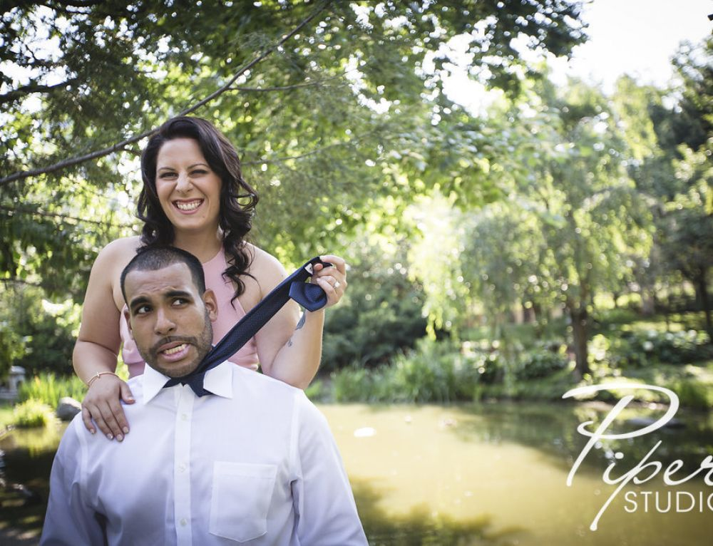 Matthew & Melissa Engagement